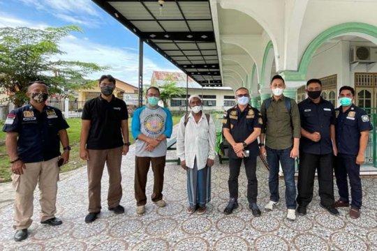 Imigrasi amankan WNA minta sumbangan di Aceh