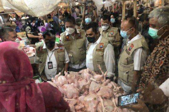 Satgas Pangan Jatim pastikan harga stabil jelang Idul Fitri