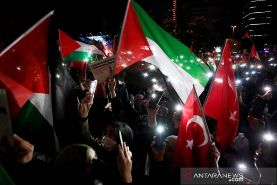 Turki meminta negara Muslim mengambil sikap jelas atas konflik di Gaza