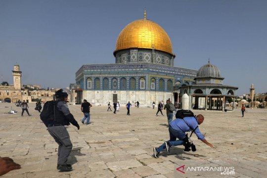 Anggota DPR ajak umat amalkan Qunut Nazilah bantu rakyat Palestina