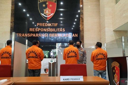 Polri : 18 saksi diperiksa terkait OTT Bupati Nganjuk
