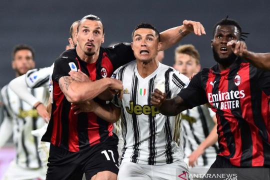 Ruud Gullit berharap AC Milan bisa juarai Liga Italia musim ini