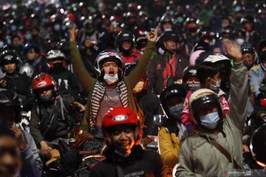 Lebih 138.000 kendaraan tinggalkan Jakarta per hari jelang Idul Fitri