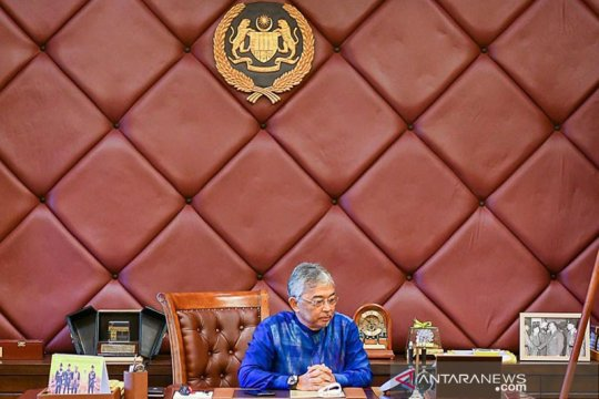 Raja Malaysia telepon Presiden Jokowi ucapkan Selamat Idul Fitri