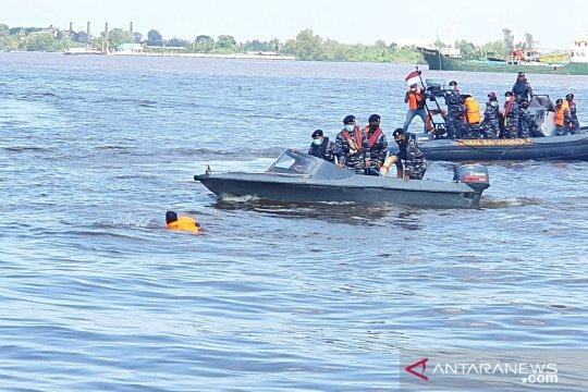 Lanal Banjarmasin siagakan tim SAR dan Jarkaplid hadapi momen Lebaran