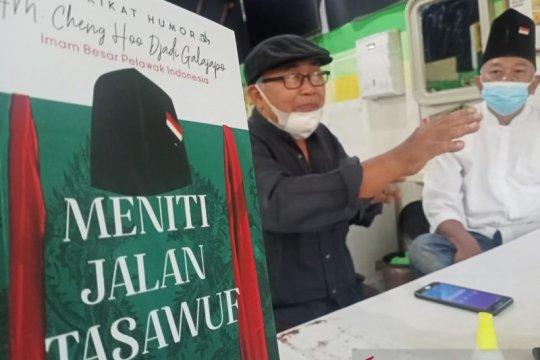 "Komedian Djadi Galajapo terbitkan buku ""Meniti Jalan Tasawuf"""