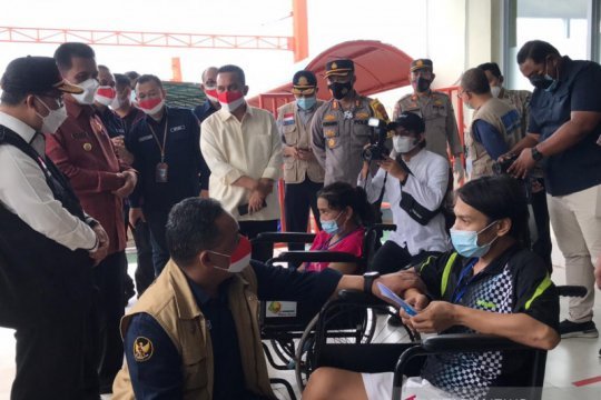 Malaysia akan lepaskan 7 ribu eks TKI bermasalah ke Indonesia