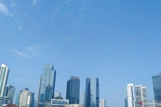Selasa, cuaca Jakarta mayoritas cerah berawan