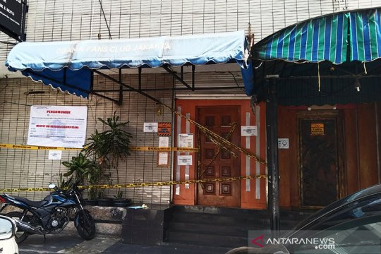 Kafe Obama Jakarta Selatan ditutup permanen