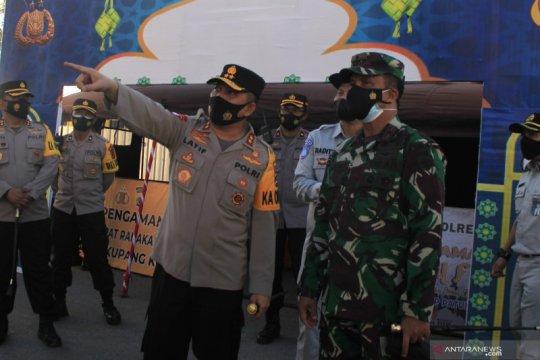 Kapolda NTT imbau masyarakat bantu jaga keamanan jelang Idul Fitri