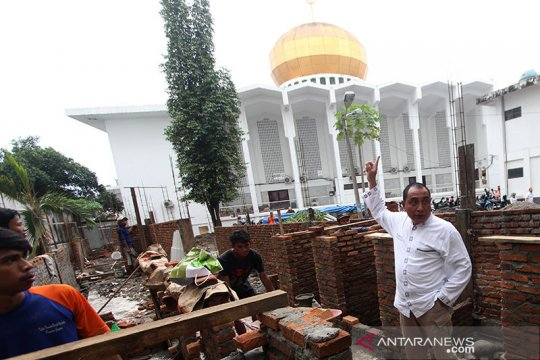 Masjid Agung Medan bakal gelar Shalat Id dengan protokol kesehatan
