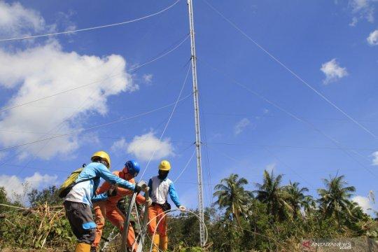 PLN targetkan tower permanen di Kupang dibangun tiga bulan