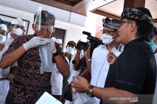 Peluncuran GeNose C19 di objek wisata Bali