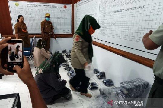 Satgas COVID-19 distribusikan 6.674 masker untuk Shalat Idul Fitri