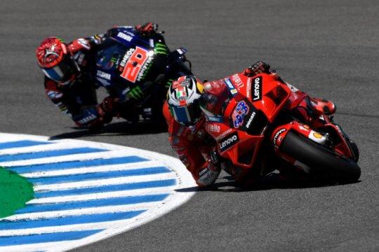 Duet Ducati berharap jaga momentum di GP Prancis