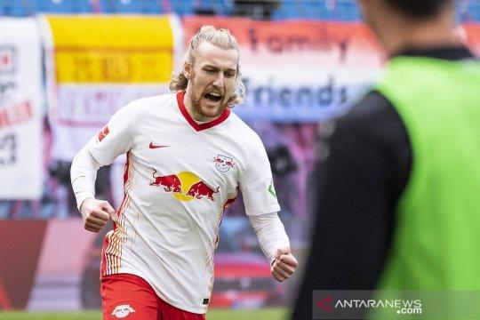 Leipzig ikat Emil Forsberg hingga 2025