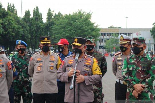 1.024 personel gabungan disiagakan untuk cegah takbiran keliling