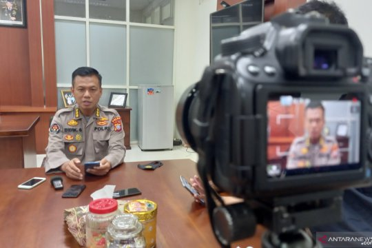 Murni aksi teror, polisi imbau warga di Desa Kalimago tenang