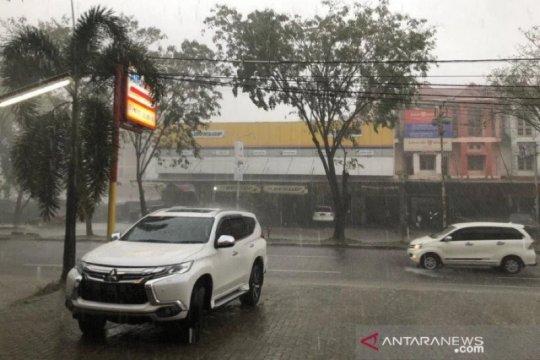BMKG perkirakan Aceh diguyur hujan lebat hari pertama Idul Fitri
