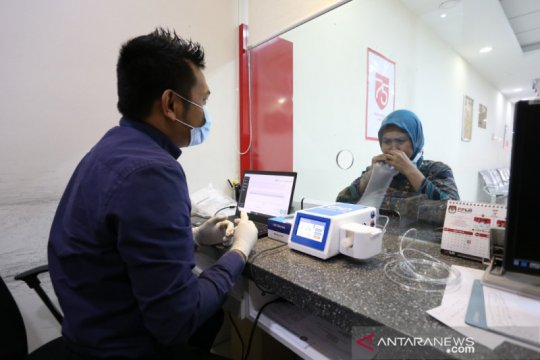 KBRI Kuala Lumpur Perwakilan RI Pertama Gunakan GeNose C19