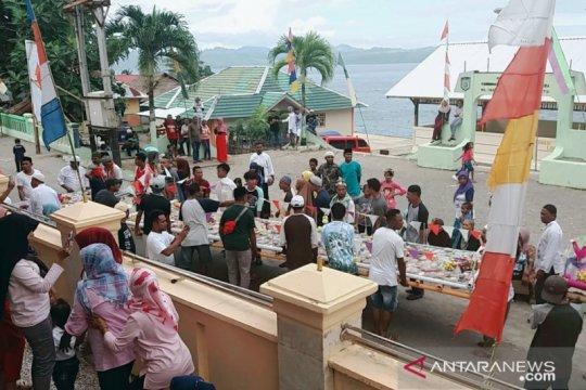 Pawai tradisi tapur Desa Tengah-Tengah batasi warga karena COVID-19