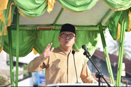 Warga Payakumbuh tetap bisa Shalat Idul Fitri di masjid dan lapangan