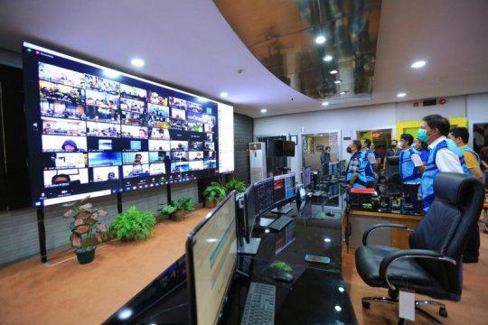 Beban listrik di Jawa Timur naik 1,72 persen jelang malam takbiran