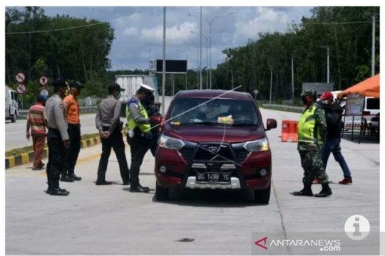 Polda Lampung periksa 26.622 unit kendaraan pada Operasi Ketupat