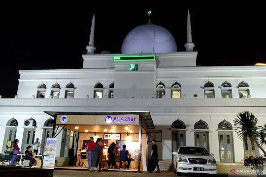 Takbiran di Masjid Al Azhar Jaksel diadakan tanpa kerumunan