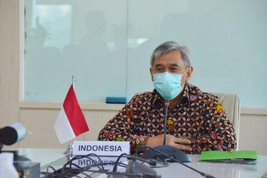 KKP kenalkan platform pelatihan daring di Asia Tenggara