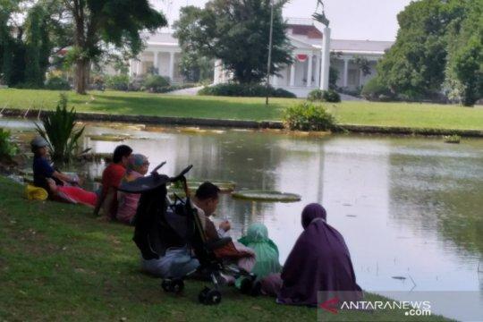 Kebun Raya Bogor dukung pemerintah batasi pengunjung, cegah COVID-19