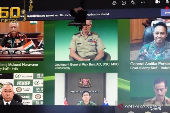 """Kasad: """"Chief of Army Symposium"""" kesempatan baik bertukar informasi"""