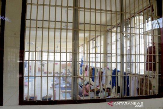 Thailand catat rekor kasus harian COVID, termasuk klaster penjara
