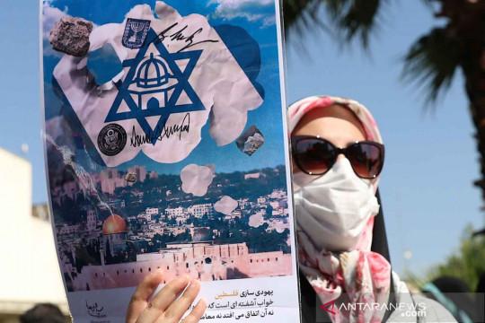 Iran tahan agen yang bekerja untuk Israel, sita sejumlah senjata