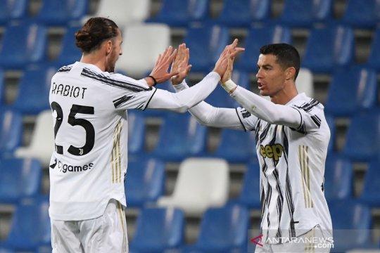 Rabiot ingin Juventus lebih baik lagi demi capai Liga Champions