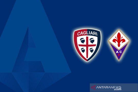 Main nirgol, Cagliari dan Fiorentina belum aman dari ancaman degradasi