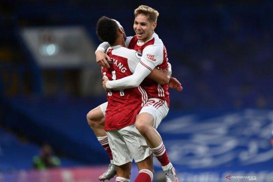 Liga Inggris: Arsenal kalahkan Chelsea 1-0
