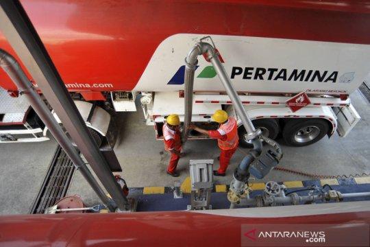 Pemerintah jamin aman stok bahan bakar nasional selama libur Lebaran