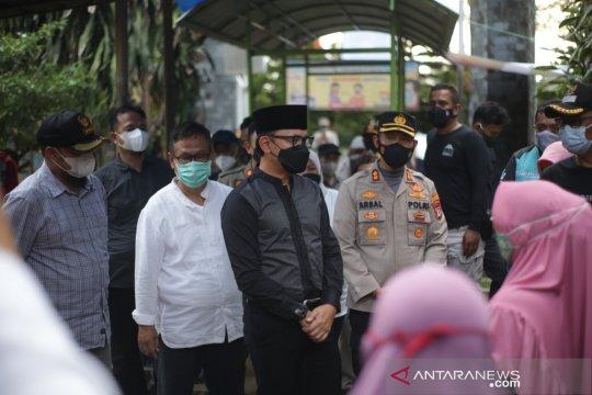 Larang sementara ziarah, Pemkot Bogor tempatkan petugas di TPU