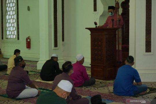 Sholat Idul Fitri di masjid Kuala Lumpur dibatasi 50 orang