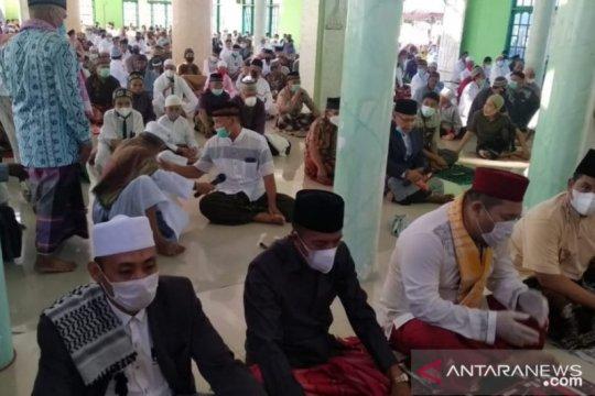 """Cegah COVID-19, umat Islam Minahasa Tenggara patuh tak """"open house"""""""