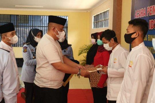 Penitipan barang ke LP Padang meningkat drastis saat Lebaran