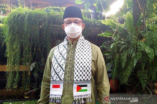 Anies Baswedan ajak masyarakat Indonesia doakan bangsa Palestina