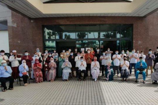 KJRI Kuching selenggarakan Shalat Idul Fitri secara terbatas
