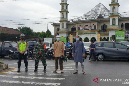 Polres Bangka menerjunkan 150 personel amankan tempat ibadah