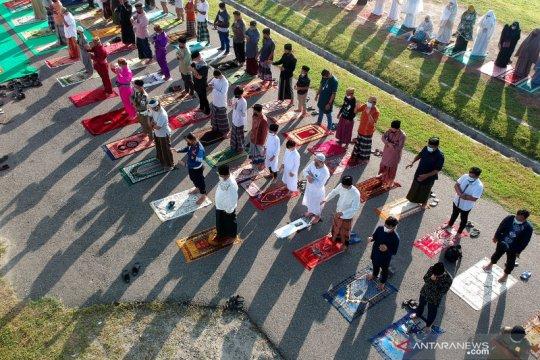 Dubes negara sahabat ucapkan selamat Idul Fitri bagi Muslim Indonesia