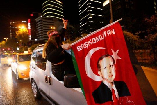 AS kecam komentar Erdogan pada orang-orang Yahudi sebagai anti Semit
