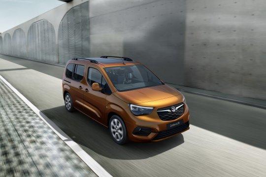 Vauxhall Combo-e Life 2022 bisa dipesan seharga Rp600 jutaan