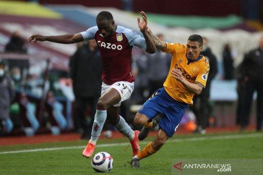 Aston Villa menjegal ambisi Everton tembus zona Liga Europa