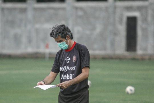 Pelatih Bali United yakin pada komitmen pemain berlatih mandiri